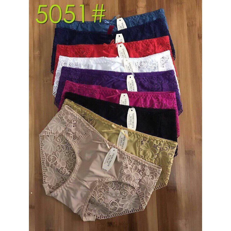 CHUYÊN SỈ: 10 quần lót nữ 5051