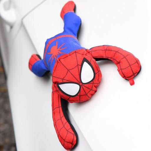 mô hình nhân vật người nhện trang trí
