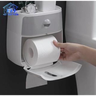 [noithatxanh999] Hộp đựng giấy vệ sinh Ecoco