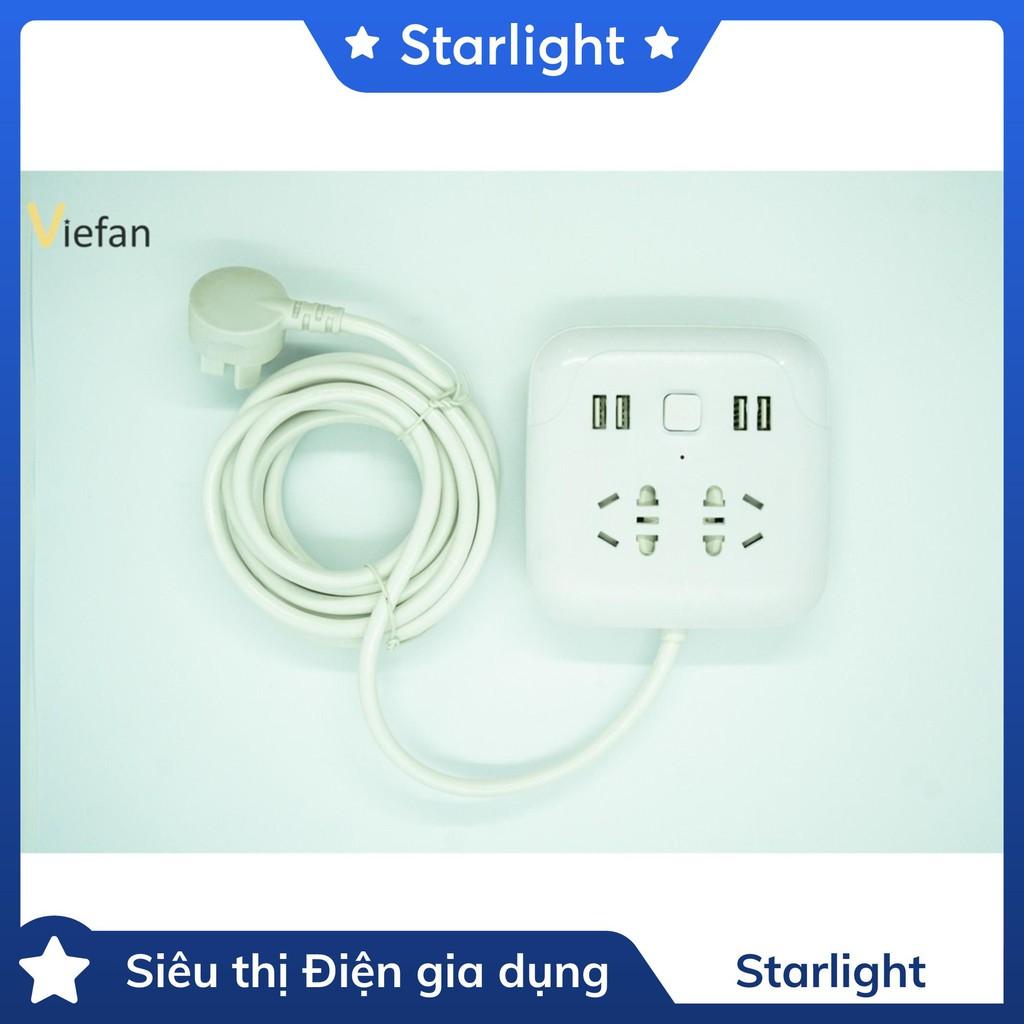 Ổ điện USB VF-OC001 - Ổ cắm điện 2 Tr