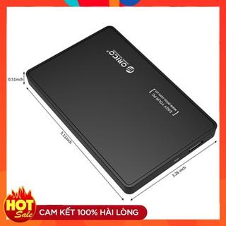 Hộp đựng ổ cứng Laptop, SSD 2.5″ HDD Box Orico 2577US3 PRO USB 3.0 (Màu ngẫu nhiên)