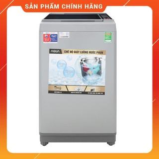 [ FREE SHIP KHU VỰC HÀ NỘI ] Máy giặt Aqua cửa trên 9kg AQW-S90CT
