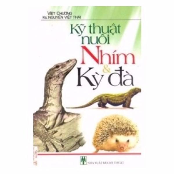 Kỹ Thuật Nuôi Nhím & Kỳ Đà (Vl) 063039