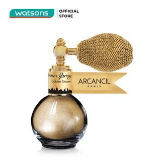 Xịt Nhũ Kim Tuyết Arcancil Parisian Spray 3.5g - Golden Groove thumbnail