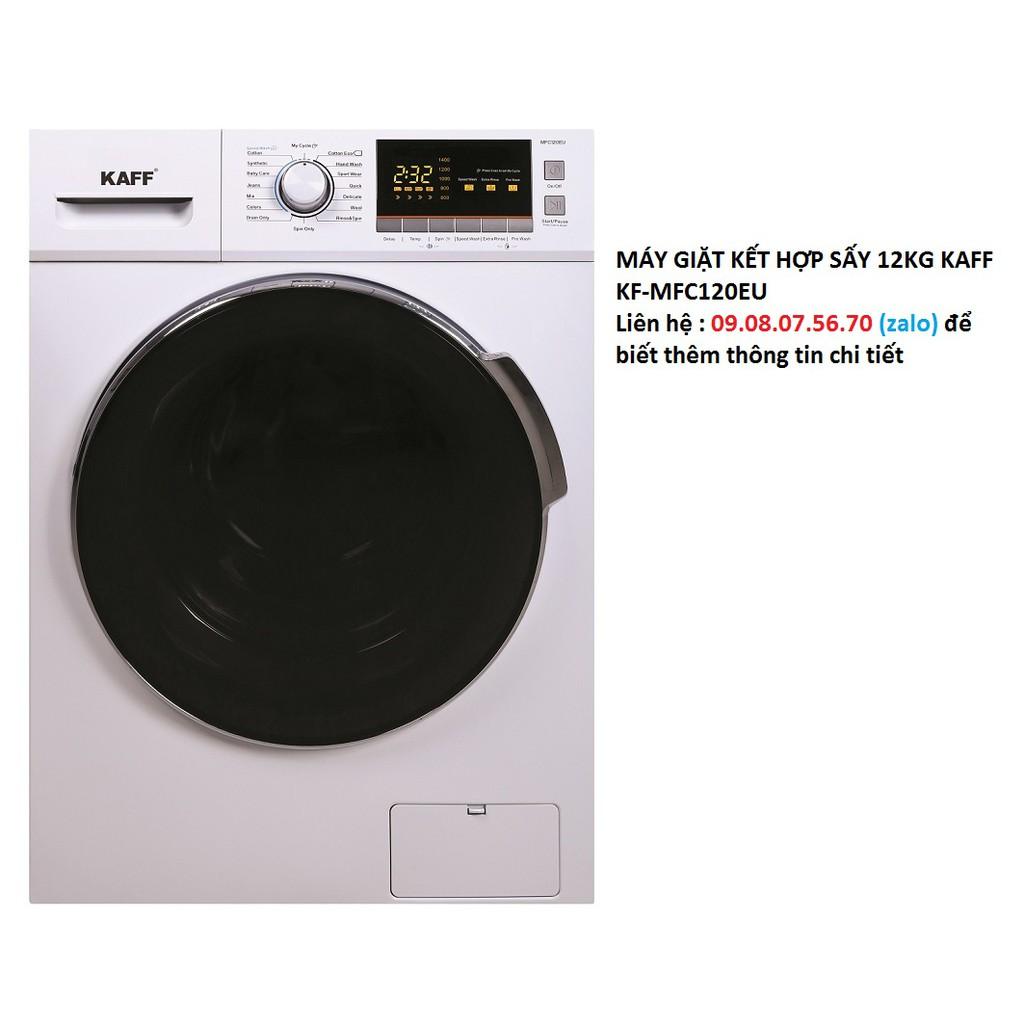 Lịch sử giá Máy giặt kết hợp sấy 12kg kaff kf-mfc120eu cập nhật 7/2021 -  BeeCost