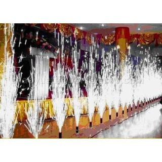 Bán Combo 05 viên Pháo điện sàn diễn hai màu (phụt đứng cao 3m) Ixinh xắn Siêu rẻ