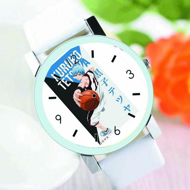 Đồng hồ đeo tay nam nữ in hình HAIKYUU ARKNIGHTS NGỤY TRANG HỌC TRA anime chibi phụ kiện thời trang