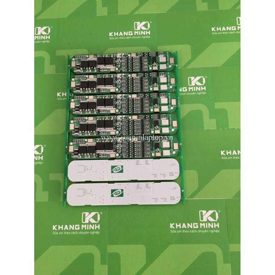 KM Mạch CF 5S 18V - 15A, sạc và bảo vệ (pack) pin Li-ion 5S (5 cell nối tiếp) 18V - 21V