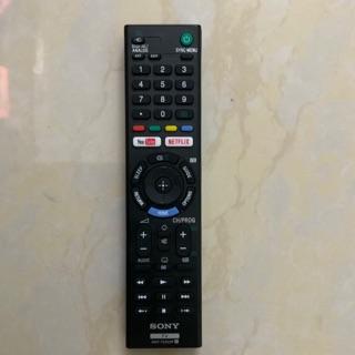 Điều khiển tivi SONY smart TX300P