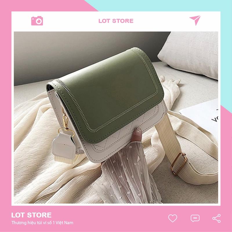 Túi xách đeo chéo nữ đẹp đi chơi cao cấp TAOCO TX325