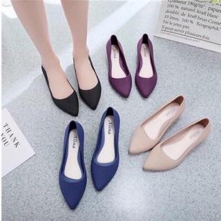 Combo 5 đôi giầy nhựa Alina