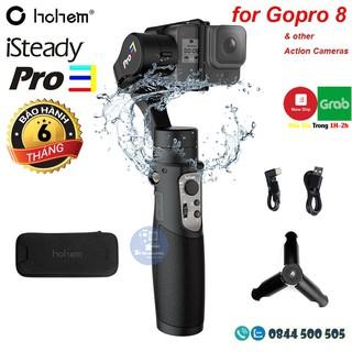 Gimbal Chống Rung Hohem iSteady Pro 3 [CHÍNH HÃNG] Sử Dùng Gopro 8 7 6 5 4 - Action Camera thumbnail