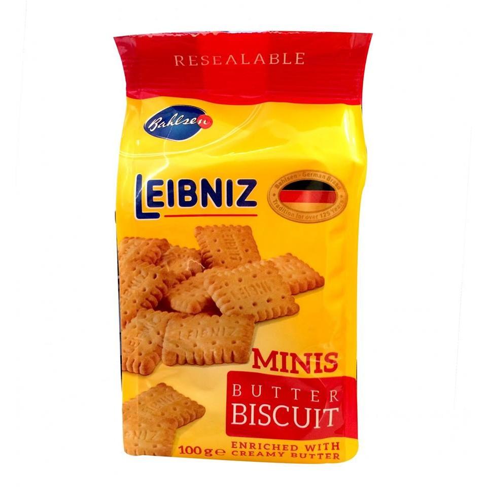 Bánh quy Minis Leibniz 100g