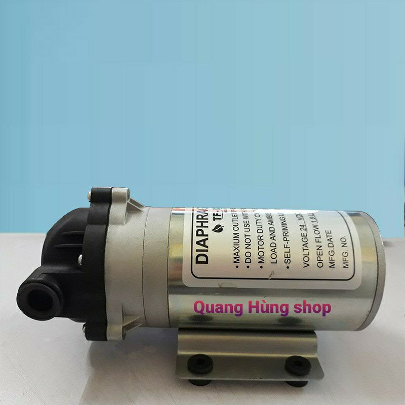 Máy phun sương tưới lan -Máy bơm dùng cho máy lọc nước  - 24V