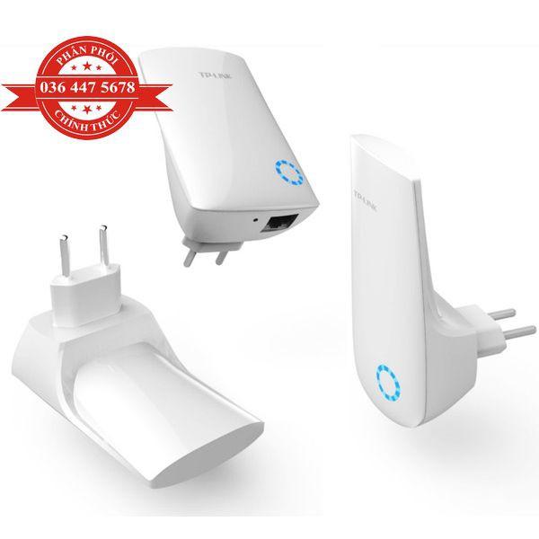 [FREESHIP 99K]_Thiết bị mở rộng sóng Wi-Fi tốc độ 300Mbps thương hiệu Tp-link TL-WA850RE - Bảo hành 24 tháng