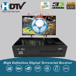 H.265 STB Malaysia Middle East Africa Ghana Congo 535 DVB-T2
