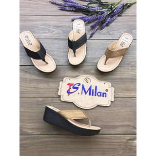 Giày dép xỏ ngón đế xuồng Ts.milan Kv3 thumbnail
