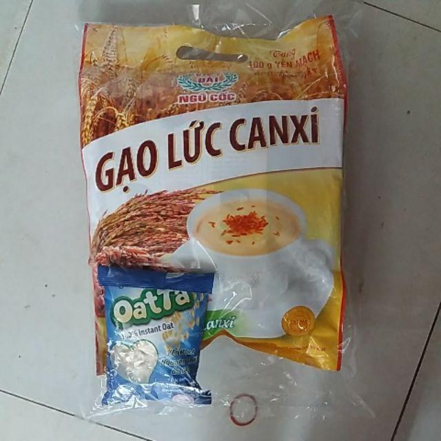 Ngũ cốc gạo lức canxi gói 600g khuyến mãi yến mạch 100g - 13816146 , 1384354931 , 322_1384354931 , 58000 , Ngu-coc-gao-luc-canxi-goi-600g-khuyen-mai-yen-mach-100g-322_1384354931 , shopee.vn , Ngũ cốc gạo lức canxi gói 600g khuyến mãi yến mạch 100g