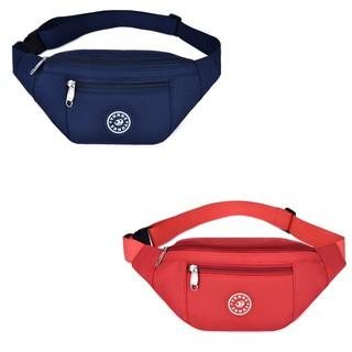 Túi đeo chéo thời trang đa phong cách xanh, đỏ