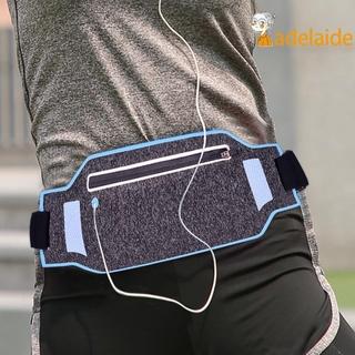 Running Waist Bag Waterproof Sports Belt Pouch Men Women Mobile Phone Case