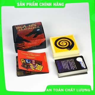 [Trợ giá] Ma Sói Characters Việt Hoá Boardgame (bán sỉ)_Đảm bảo chất lượng