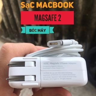 SẠC MACBOOK MAGSAFE 2 (45W / 60W / 85W) Bóc Máy ( Chính Hãng)