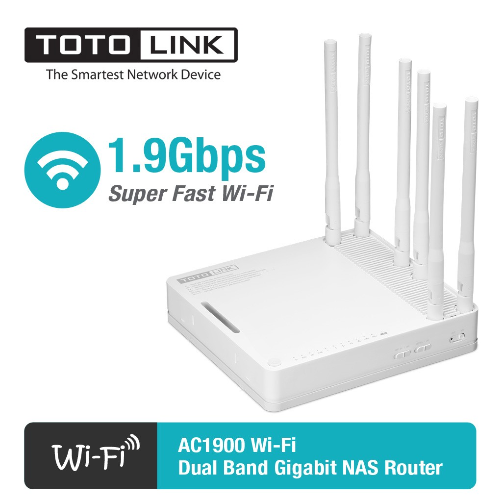 [FREESHIP] Bộ phát WiFi băng tần kép Gigabit AC1900 TOTOLINK A6004NS - 10073930 , 216596203 , 322_216596203 , 2999000 , FREESHIP-Bo-phat-WiFi-bang-tan-kep-Gigabit-AC1900-TOTOLINK-A6004NS-322_216596203 , shopee.vn , [FREESHIP] Bộ phát WiFi băng tần kép Gigabit AC1900 TOTOLINK A6004NS