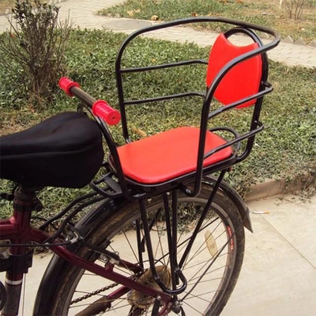 Ghế ngồi sau xe đạp