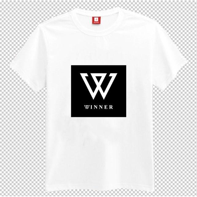 Áo thun nam nữ Kpop logo nhóm nhạc WINNER