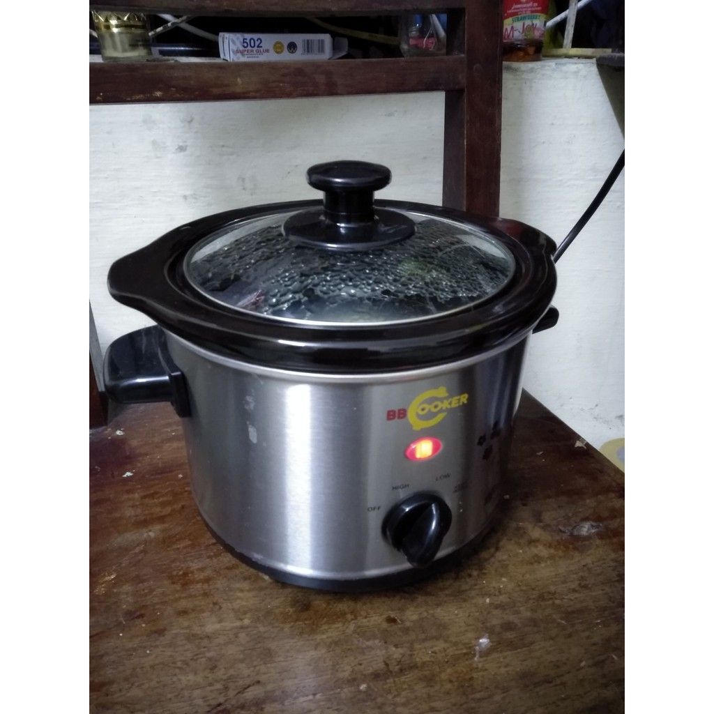 Nồi nấu cháo Hàn Quốc cho bé 1.5L Bbcooker