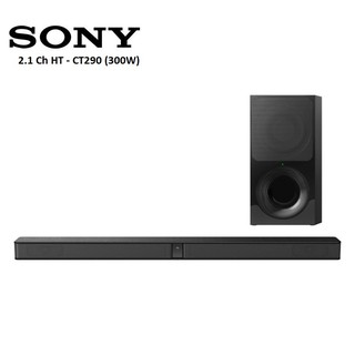 Loa Soundbar Sony 2.1 Ch HT-CT290 (300W) – Hàng Chính Hãng