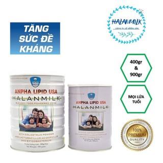 Sữa tăng cường sức đề kháng Anpha Lipid Usa HALAN MILK 400gr/900gr