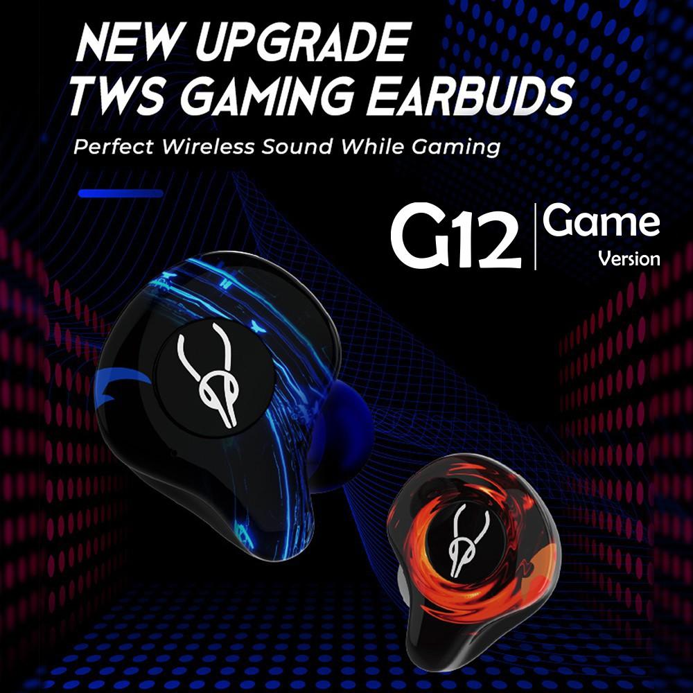 [Mã ELTECHZONE giảm 5% đơn 500K] Tai nghe bluetooth gaming Sabbat G12 chuyên game