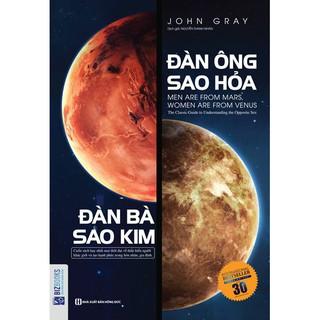 Cuốn sách Đàn Ông Sao Hỏa, Đàn Bà Sao Kim