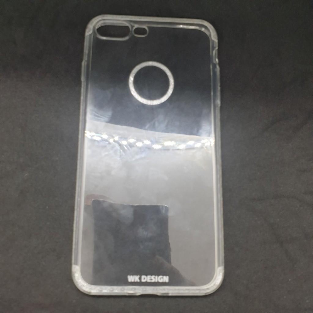 Ốp iPhone TPU trong chính hãng WK