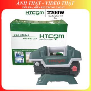 Máy Rửa Xe 2200W HTCOM HT8220 CHính Hãng thumbnail