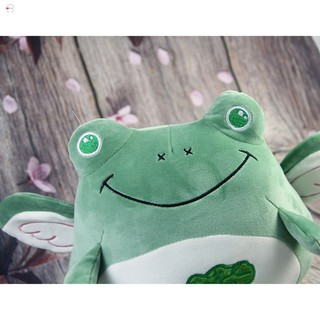 [Official]Gấu bông ếch xanh có cánh siêu dễ thương