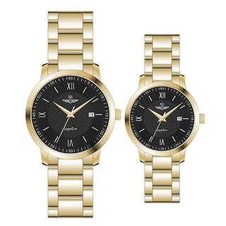 Đồng Hồ Cặp Đôi SR Watch SG3005.1401CV & SL3005.1401CV Chính Hãng thumbnail