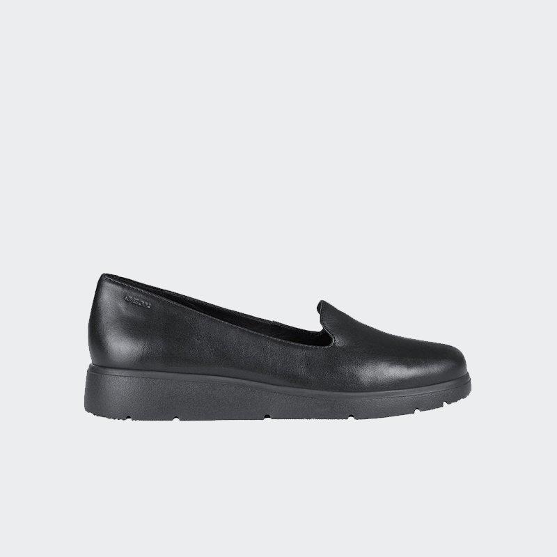 [Mã FAMALLT5 giảm 15% đơn 150k] Giày Lười Nữ Geox D Arlara B