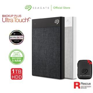 Ổ cứng di động Seagate Backup Plus Ultra Touch 1TB_USB-C + Gói cứu dữ liệu