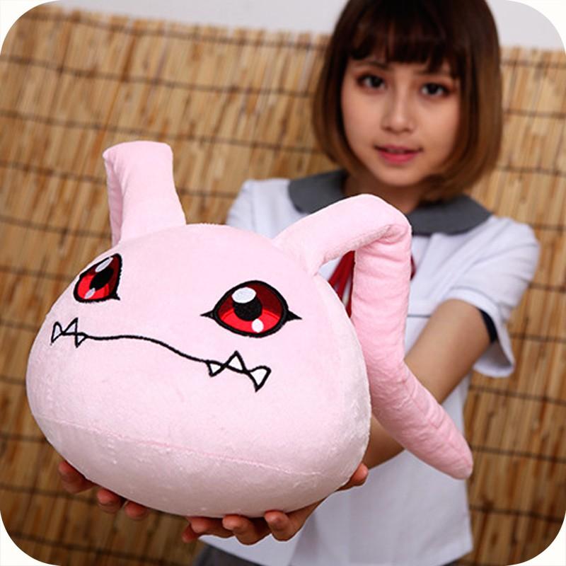 Gối Nhồi Bông Dễ Thương Hình Nhân Vật Digimon