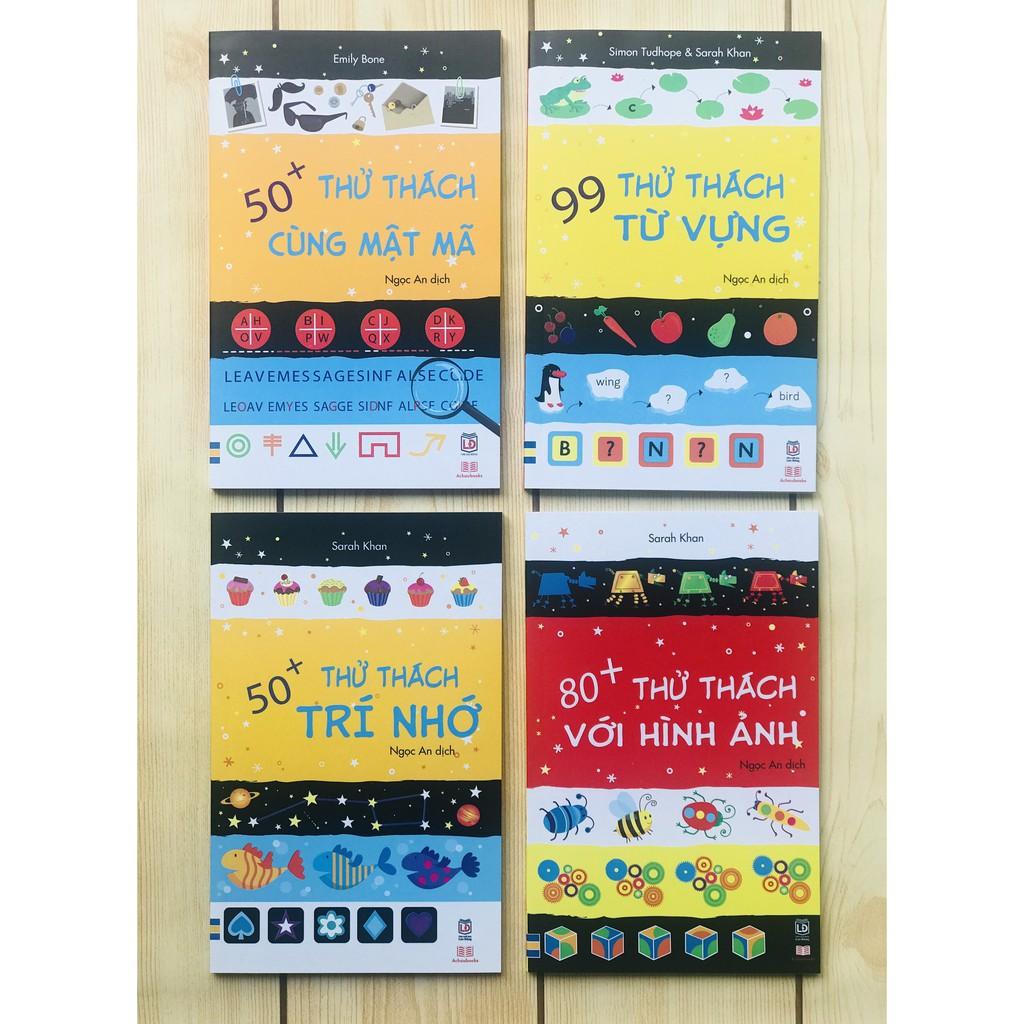 Sách : Phát triển IQ Cho trẻ - Dành Cho Trẻ Từ 5 tuổi