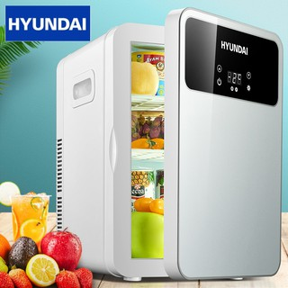 Tủ lạnh mini HYUNDAI 20L thế hệ mới 2021 CAO CẤP