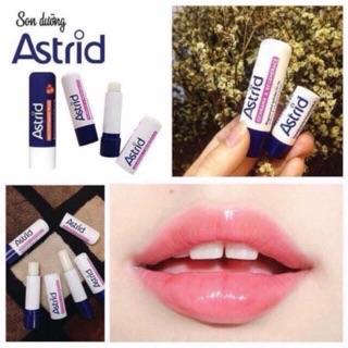 Son dưỡng môi Astrid Lip Balm( auth)