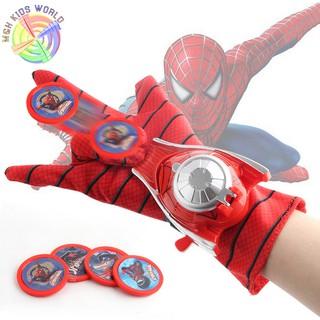 Găng tay siêu anh hùng THE AVENGERS , đồ chơi trẻ em lứa tuổi 4+, đồ hóa trang, nhập vai, cosplay, halloween, sinh nhật