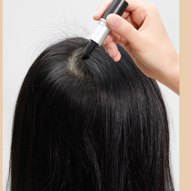 Phấn dặm tóc bền màu - che khuyết điểm tóc hói HAN LUN