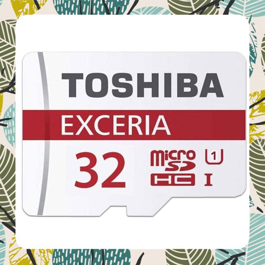 [Hàng Cực Chất] Thẻ nhớ loại Toshiba Micro SDHC Class 10 UHS-1 32GB (Đen)