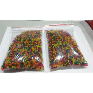 1 kilogram hạt nở (1000g hạt nở) bao túi zip squishyshop664
