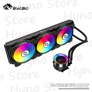 Tản nhiệt Bykski AIO 360 hiệu năng cao full led ARGB sync main - Hyno Store thumbnail