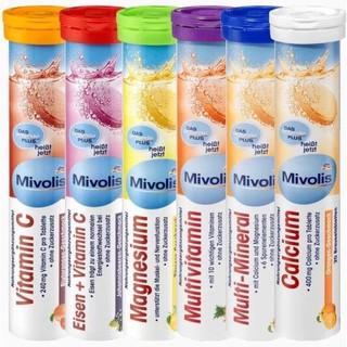 Viên sủi Mivolis Vitamin